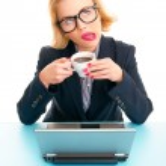 Business woman — Stock Photo #17150243
