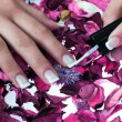 Постер, плакат: Beatiful nails