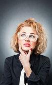 Businesswoman — Foto de Stock