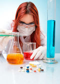Chemist — Stockfoto