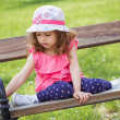 Little girl — Stock Photo
