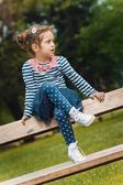 Little girl — Photo