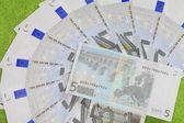 Valuta dell'unione europea. — Foto Stock