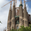 Sagrada Familia. - Stock Photo