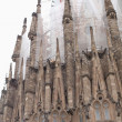 Sagrada Familia. The recovery. - Stock Photo