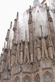 Sagrada Familia. The recovery. — Stock Photo