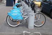 Bicycle Parking. — Foto de Stock
