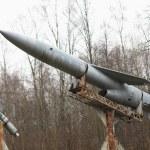 Rocket old. — Stock Photo #35425575