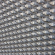 Galvanized steel plate — Stock Photo