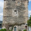 Pontedeume Tower of Andrade, Galicia, Spain — Stock Photo