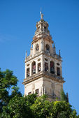 Codoba's mosque tower — Foto Stock