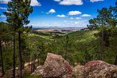 Teruel's landscape, Spain. — Foto de Stock
