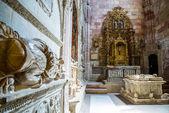 Siguenza's cathedral, , Guadalajara, Spain. — Foto de Stock