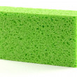 Super Absorbent & Anti bacterial cellulose sponge — Stock Photo