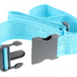 Travel Luggage Belt (Strap) with polypropylene buckle — Stock Photo