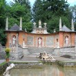 Stock Photo: Waterpark at Summer Palace (Schloss Hellbrunn) in Austria