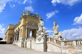 The Gloriette in the Schloss Schoenbrunn Palace Garden, Austria — Stock Photo