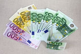 Euro Currency money — Stock Photo