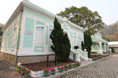 Tourist Attraction : The Taipa Houses - Museum, Macau — Stock Photo