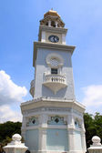 Queen Victoria Memorial Clock Tower, Penang — Stock Photo
