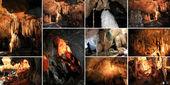 Lawa grotten in kanchanaburi, thailand — Stockfoto