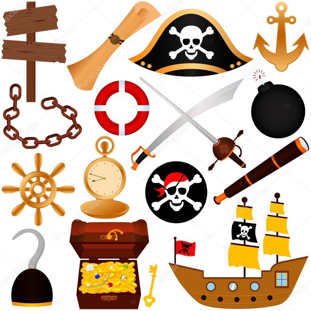 Пиратский знак своими руками