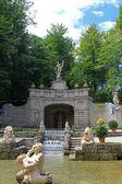 Schloss hellbrunn, altemps çeşmesi — Stok fotoğraf