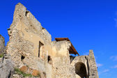 Ruins of Durnstein Castle — Stock Photo
