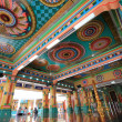 The Main Prayer Hall at Sri Mahamariamman Temple — Lizenzfreies Foto