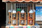Japanese-styled ice drip coffee — Stock Photo
