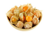 Fresh Cape Gooseberries — Stock Photo