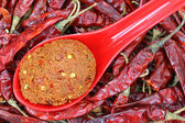 Thai Curry Paste to make spicy curries — Stock Photo