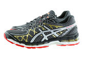 ASICS Gel Kayano 20 Running shoes for men in Black — Photo
