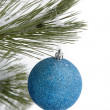 Christmas symbol — Stock Photo