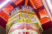 Templos en singapur — Foto de Stock