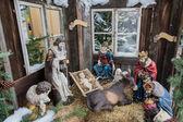 Christmas flu — Stock Photo