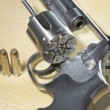 Stock Photo: Pistole Revolver Gun