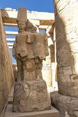 świątyni karnak — Zdjęcie stockowe