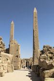 Templo de karnak — Foto de Stock