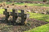 Cementerio de soldados — Foto de Stock