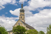 Church Deggendorf — Foto Stock
