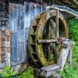 Waterwheel — Stock Photo