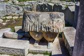 Malta do templo de ggantija — Foto Stock