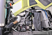 ディーゼル エンジン — ストック写真