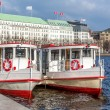 Hamburg Alster — Stock Photo