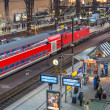 Stock Photo: Hamburg Central Station