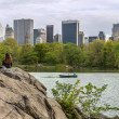 Central Park New York — Stock Photo