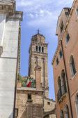 ヴェネツィアの教会 — ストック写真