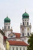 Dom Passau — Zdjęcie stockowe