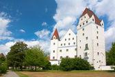 Castelo de ingolstadt. museu do exército — Fotografia Stock